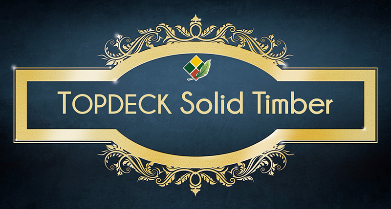 Topdeck Solid Timber